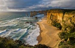 Route grande d'océan Images stock