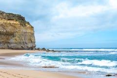 Route grande d'océan Photo libre de droits