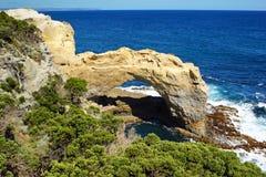 Route grande d'océan, Australie photographie stock libre de droits
