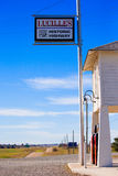 Route 66. Historic highway in Oklahoma Stock Images