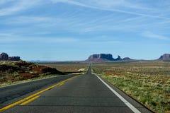 Route 66, il fantasma dietro la leggenda immagine stock