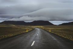 Route infinie Photo libre de droits