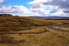 Route Islande photographie stock libre de droits