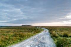 Route isolée Image libre de droits