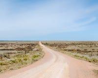 Route 66, a K A Stockbild