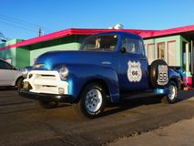 Route 66, Kingman, Arizona Royalty Free Stock Images