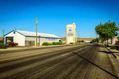 Route 66 in Kingman Royalty Free Stock Photo
