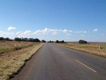 Route à la perdition Image libre de droits