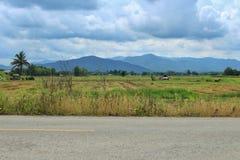 Route locale photographie stock libre de droits