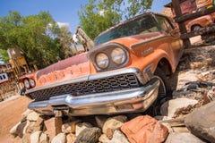 Route 66 Mercury Car Fotos de archivo