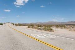 Route 66, Mother Road, California, Arizona, USA Royalty Free Stock Photos