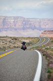 Route 89A near Page, Arizona Stock Photography