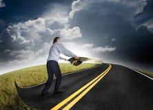 Route neuve