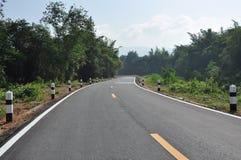 Route neuve Images stock