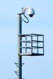 Route Pôle léger de rue de lampadaire de poteau de lampe Image libre de droits