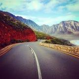 Route pour savoir où Photo libre de droits