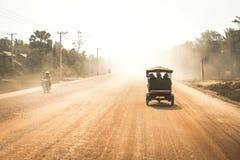 Route principale photographie stock libre de droits