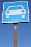 Route rapide du trafic photo libre de droits