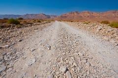 Route rocheuse Photo libre de droits