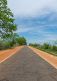Route 66 : Route de trottoir, Miami, OK photos stock
