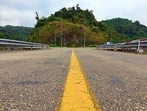 Route, rue Photo stock