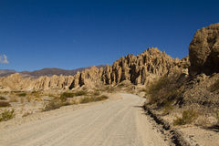 Route 40 in salta Stock Images
