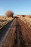 Route sans fin Images stock