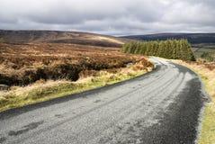 Route scénique Images libres de droits