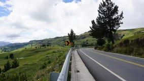 Route scénique Photos stock