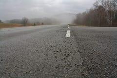 Route scénique des montagnes 150 Photo stock