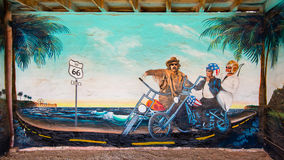 Route 66:  Royalty Free Stock Photography