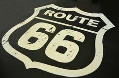 66 route Royalty Free Stock Photos