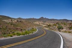 Route 66 spöken bak legenden royaltyfria bilder