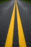 Route Symettry Images libres de droits