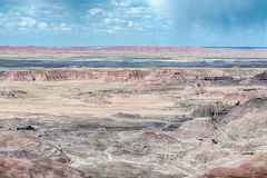Route 66: Tawa Point Storm, Painted Desert, Petrified Forest Nat Royalty Free Stock Images