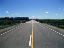 Route to Infinity Stock Photos