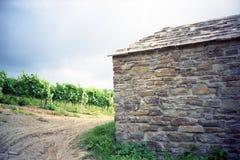Route toscane Images libres de droits