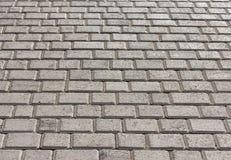 Route, trottoir, pavés, rue, tuile, photographie, image Photos libres de droits