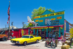 Route 66 Royalty Free Stock Photography