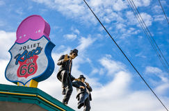 Route 66 Stock Images