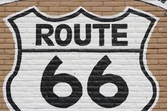 Route 66, USA Stock Image