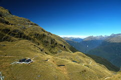 The Routeburn Track 3 royalty free stock photos
