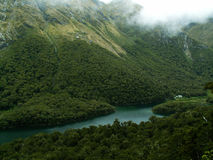 Routeburn Track New Zealand Royalty Free Stock Image
