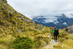 Routeburn Track Royalty Free Stock Photos