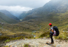 Routeburn Track Stock Images
