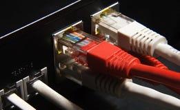 Router Foto de Stock