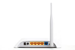 router Obrazy Royalty Free