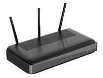 router Royaltyfri Foto