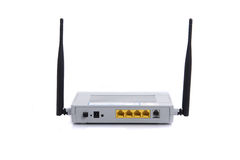 Router Royalty Free Stock Photography