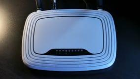 Router de la radio el destellar LED metrajes
